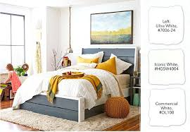 Lowes Colors For Rooms Contemporary Bedroom With Wall Paint And Gray ...
