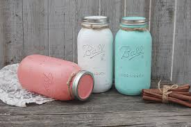 Lime Green Kitchen Canisters Green Mason Jar Etsy