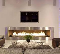 1000 Ideas About Wall Mounted Fireplace On Pinterest Electric In Contemporary  Electric Fireplace Decor ...