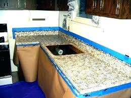 painting laminate countertops faux granite granite covering laminate countertops resurface laminate