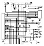 1994 mitsubishi montero wiring diagram