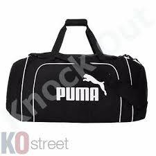 Mens, Womens Puma <b>Team Large</b> Sports <b>Holdall</b> Gym Sports Duffle ...