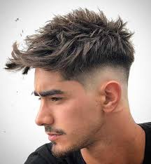 Voir plus d'idées sur le thème coiffure homme, coiffure homme noir, coiffure homme black. Degrade Homme Court Mi Long 35 Idees De Coupes De Cheveux