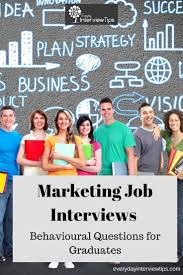 images about interview tips questions answers on behavioral interview questions for marketing graduates everydayinterviewtips com tips