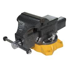 Wilton Bench Vise ClampOn Base 3Hydraulic Bench Vise