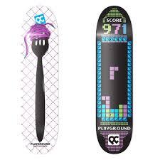 Skateboards Designs 100 Truly Stunning Skateboard Designs Designrfix Com