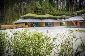 Japanese Garden Design Toronto Kengo Kumas Cultural Village For Portlands Japanese Garden