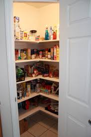 Walk In Corner Pantry Designs Corner Kitchen Pantry Has Lots Of Space Ideas