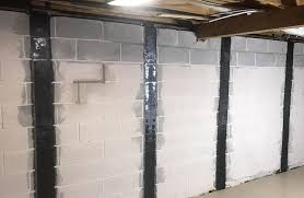 bowing walls and other basement wall issues
