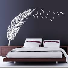 Black And White Wall Decals - top dandelion wall sticker choices ...