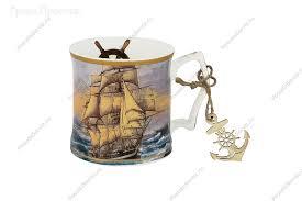 Чайная <b>кружка</b> из костяного фарфора <b>400</b> мл в Москве | купить по ...