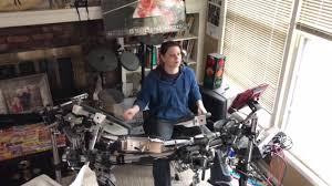 In the End by Linkin Park Drum Cover by Ashley Grauberger - YouTube