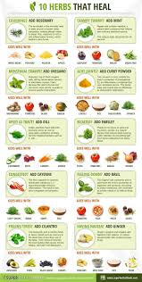 Juice Cure Chart 10 Spices And Herbs That Heal News Chiecthiavang Vn