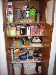 Kitchen Pantry Shelf How To Organize Deep Shelves Ask Anna