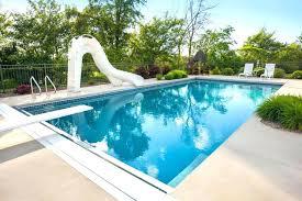 Build Your Own Pool Slide S Above Ground Make Diy Fiberglass