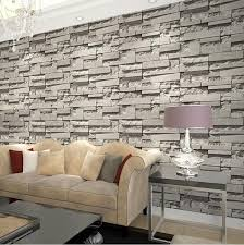 Small Picture Online Buy Wholesale 3d stone wallpaper from China 3d stone