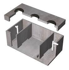 Concrete Oil Water Separator Design 816 Sa 5000 Oil Water Separator 5 000 Gal Oldcastle