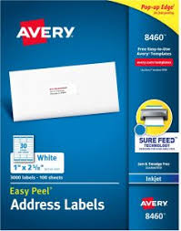 Buy Avery Inkjet Address Labels Avery Ksa Souq