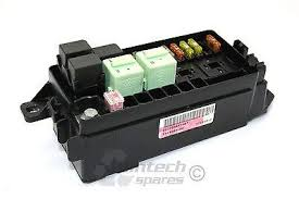 mini cooper fuse box replacement fuse boxes page 3 bmw mini r50 r52 and r53 one cooper s external fuse box speg unit