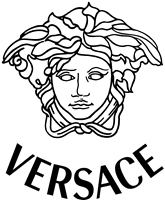 VERSACE MEDUSA HEAD Logo PNG images, CDR - Free PNG and Icon Logos