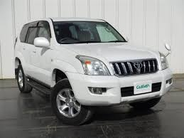 2007 TOYOTA LAND CRUISER PRADO TX | Used Car for Sale at Gulliver ...