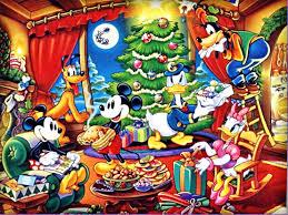 Disney Characters Christmas Wallpapers ...