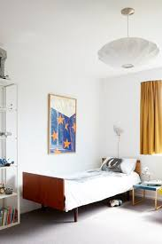 mid century modern kids bedroom. Kid\u0027s Bedroom - A Modern Mid-century House Decorated In Scheme Inspired By The Mid Century Kids