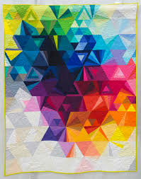 Tessellation 3 by Nydia Kehnle, 2014 | The Modern Quilt Guild & Tessellation 3 by Nydia Kehnle, 2014 Adamdwight.com