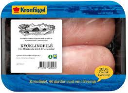 Varje månad besöker ungefär 50 000 personer kronfagel.se. Kycklingfile Sverige Kronfagel 300g Jamfor Pris Handla Via Matspar Se