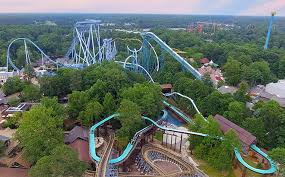 busch gardens in williamsburg. Delighful Busch Busch Gardens Makes The Ride Experience Fun For Coaster Enthusiasts And  Families Alike For In Williamsburg