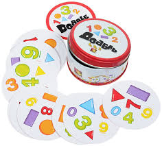 <b>Asmodee Настольная игра Доббль</b> Цифры и формы — купить в ...