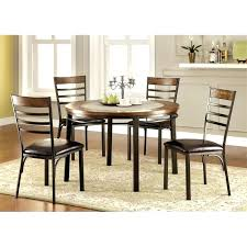 espresso round dining table set dining set in espresso a a espresso dining table chairs espresso round dining table