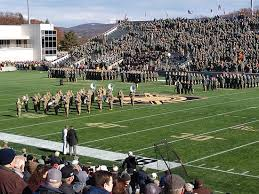 Cadets Welcome Visitors Picture Of Michie Stadium West