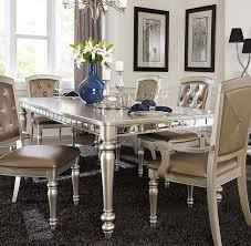 dining room table and fabric chairs. Furniture Dining Room Table And Fabric Chairs Appealing Silver Add Photo Gallery On Bermington Image For Trend H