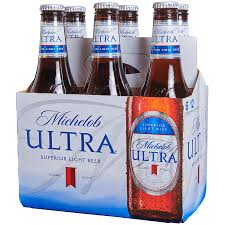 calories in michelob ultra light beer and nutrition facts