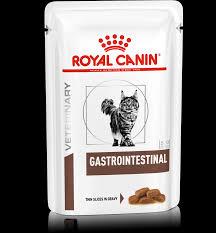 <b>Паучи Royal Canin</b> Gastro Intestinal для кошек при нарушениях ...