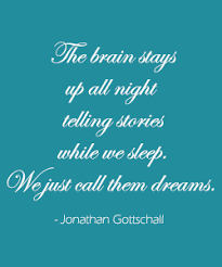 Quotes On Sleep And Dreams Best Of How Dreams Can Turn Into SelfFulfilling Prophecies Power Of Stories