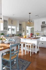 Beach Cottage Kitchen Cozy And Minimalist Cottage Kitchens The Kitchen Inspiration
