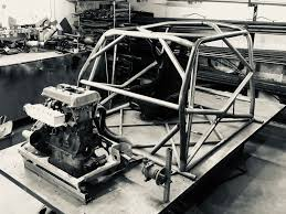 Race Car Frame Design Space Frame Chassis Owens Fabrication