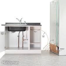 how to install refrigerator plumbing diy