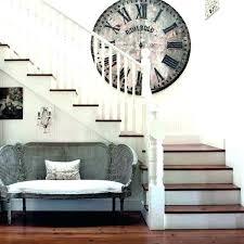 contemporary wall clocks uk large