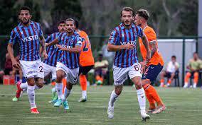 Trabzonspor-Başakşehir hazırlık maçı golsüz eşitlikle son buldu - Internet  Haber