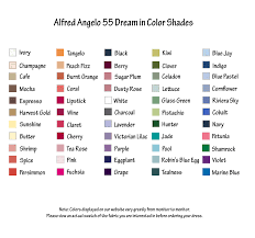 Alfred Angelo Colour Chart Alfred Angelo Colour Charts Info
