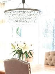 elena wood bead chandelier pottery barn medium size of e