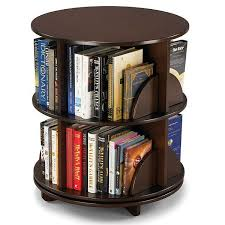 40 best bookcases images on revolving bookcase book regarding round designs 11