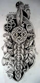 Celtic Shield Knot Designs Celtic Shield Knot Tattoo Design Tattoo Ideas