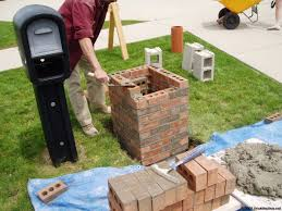 mailbox designs. Image Of: How To Build A Brick Mailbox Designs F