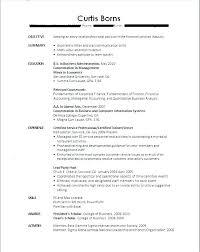 Best Resume Format For Recent College Graduates Recent College Graduate Resume Examples Best New Grad Resume