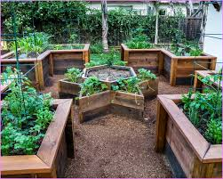 Small Picture Unique Awesome Raised Bed Gardens Raised Bed Garden Designs 18