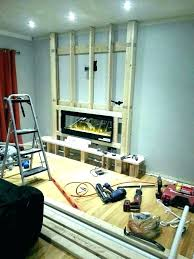 installing gas fireplace logs who installs fireplaces ed install vent free